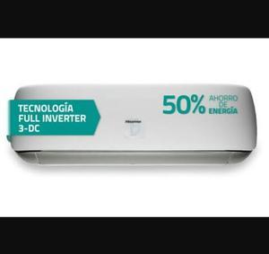 Minisplit Inverter 1.5 Ton. 220v