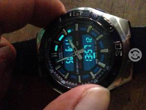 Reloj CASIO AQ-164W ROBUSTO DUAL ORIGINAL EXCELENT