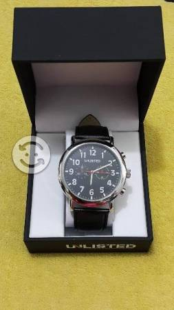 Reloj Kennet cole Unlisted para hombre