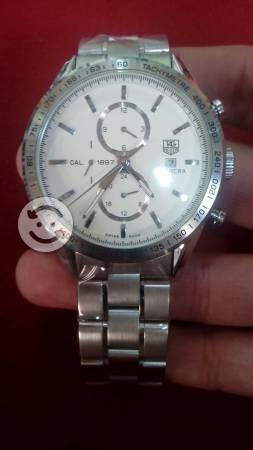 Reloj Tag Heuer Carrera Cal.  caratula blanca