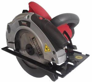 Sierra Circular 7¼ Toolcraft Guia Laser w Envio Gratis