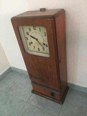 Antiguo Reloj Checador