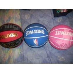 Balon Spalding Numeros 5 6 Y 7 Varios Modelos