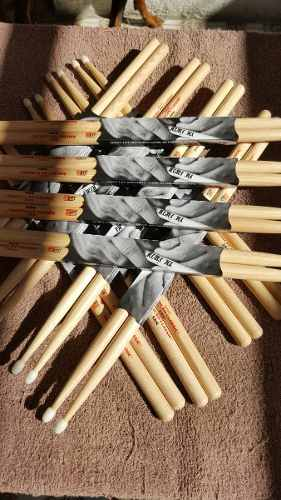 Baquetas Vic Firth 5an Punta De Nylon