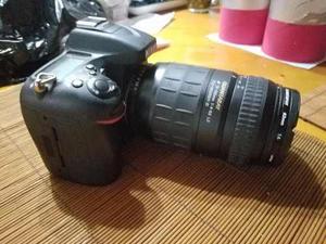 Camara Reflex Slr Nikon Dmp Lentes  Y mm