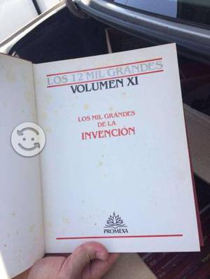 Enciclopedia los mil grandes de la invención