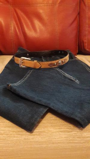 Jeans cinto