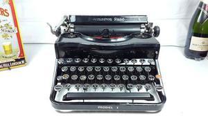 Maquina De Escribir Antigua, Coleccion Vintage