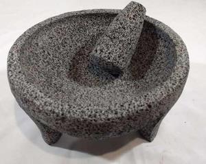 Molcajete Piedra Volcánica
