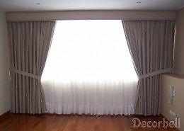Mosquiteros y cortinas