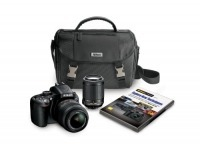 Nikon D Mp Cmos Digital Slr Camera Bundle With 18 5