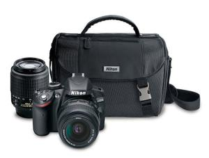 Nikon D Mp Cmos Digital Slr Camera With mm