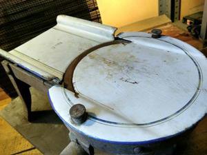Rebanadora De Jamón Modelo Número 5 Del Siglo 19 Inglésa