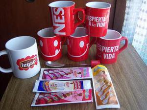 Tarros Para Café, Cubiertos Y Frascos Antiguos