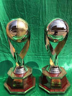 Trofeo Balón Basquetbol O Voleibol