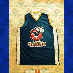 Uniformes Basquetbol Sublimados