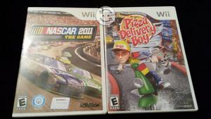 2 Juegos para Nintendo Wii