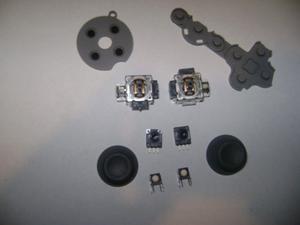 5 Kit/set De Refacciones Para Control De Xbox 360
