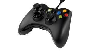 Control Alámbrico Microsof Para Xbox 360 Y Pc Original Xbox