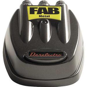Danelectro D-3 Fab Metal Effect Pedal