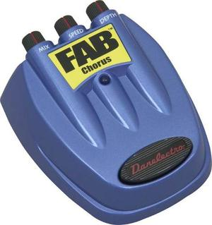 Danelectro Fab Chorus Guitar Effects Pedal