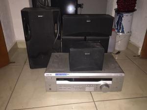 Estéreo amplificador 5.1 Sony