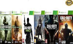 Juegos Para Xbox 360 Digitales Lote De 6 Juegos!
