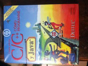 Libro Como Programar en C/C++ y Java
