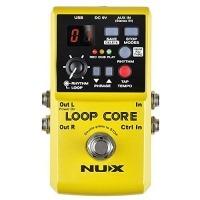 Nux Loop Core Guitar Effect Pedal Looper 6 Hours Recording T
