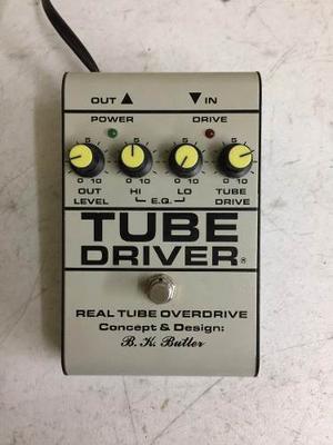 Tube Driver Bulbo (mxr, Electro Harmonix, Digitech, Dod)