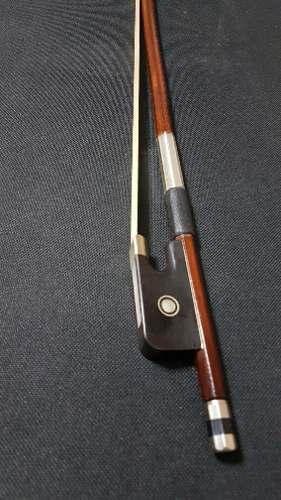 Arco De Madera Del Brasil Para Cello 4/4 Envío Gratis.