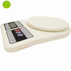 Bascula Digital De Cocina De 1g A 5 Kg Alta Precisión Lcd