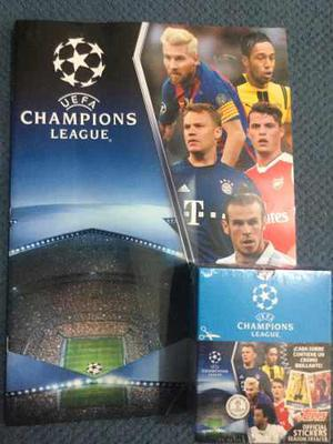 Caja 50 Sobres Champions  Topps