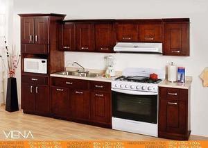 Cocina Integral Viena 2.40m No Incluye Mueble Para Horno