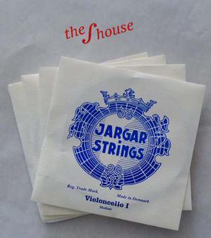 Cuerdas Para Violonchelo Jargar - Nuevo¡¡¡¡¡¡