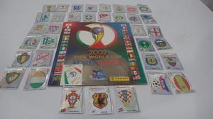 Estampas Korea-japon  Panini 100% Originales.