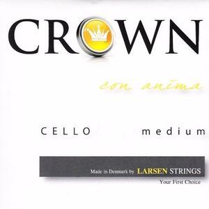Juego De Cuerdas Larsen Crown Para Violonchelo, Nuevo¡¡¡