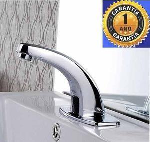 Llave Sensor Infrarrojo Para Baño Lavabo Automatica Grifo