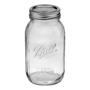 Mason Jar Ball De 32 Oz. Caja Con 12 Frascos Envío Gratis!