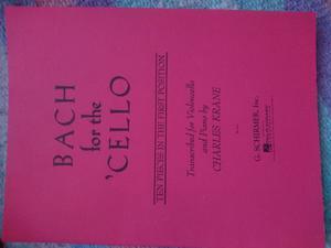 Método Bach Para Cello, Principiante