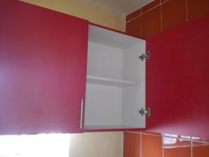 Mueble con puerta y cajon posot class for Muebles para cocina integral