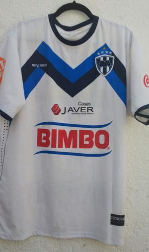 Playera del equipo de Monterrey