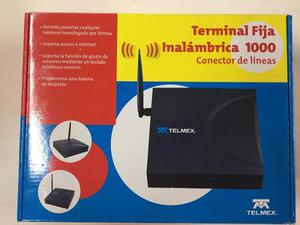 Telefono Rural Telmex Para Zonas De Dificil Recepcion