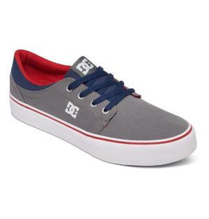 Tenis Calzado Hombre Caballero Trase Dc Shoes