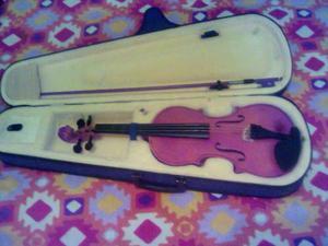 Violin Bellator 4/4 Seminuevo Con Estuche & Arco Incluido