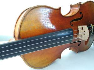 Violin Copia Del Cremones Stradivarius Antiquizado
