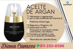 Aceite de Argan 100% Puro