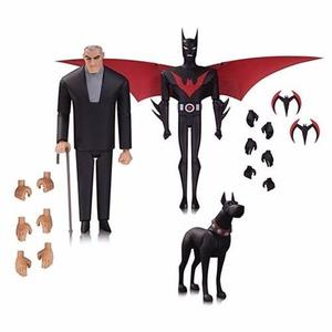 Batman Del Futuro Batman Beyond Action 3 Pack