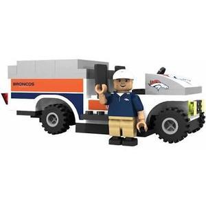 Denver Broncos Trainer Cart Lego Oyo
