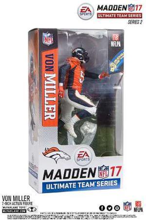 Figura Mcfarlane Von Miller Broncos De Denver